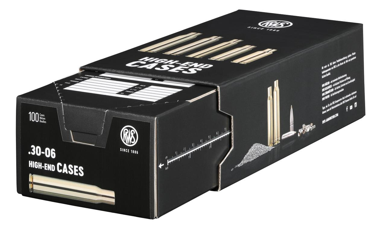 Packaging of RWS .30-06 cases