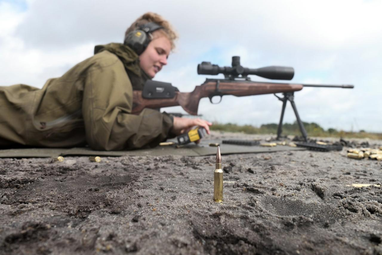 RWS 6,5 Creedmoor Target Elite Plus Long Range Schießstand Dänemark